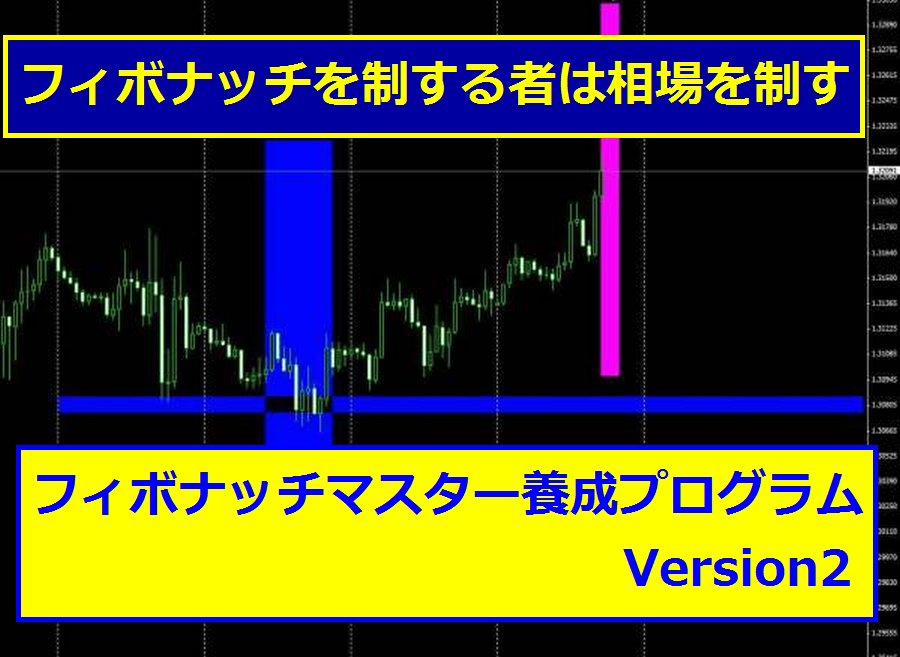 フィボナッチマスター養成プログラムVersion2