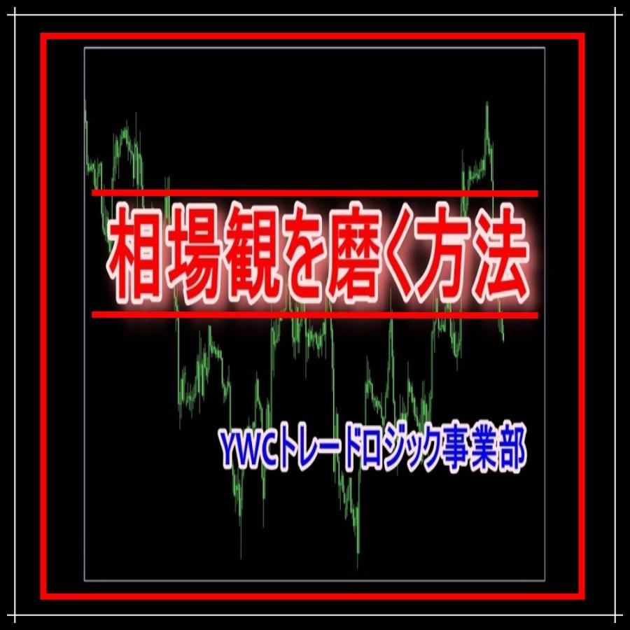 相場観を磨く方法/YWCトレードロジック事業部 若尾 裕二