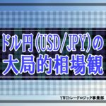 ドル円(USD/JPY)の大局的相場観